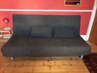Ikea 3 seat sofa bed beddinge lovas