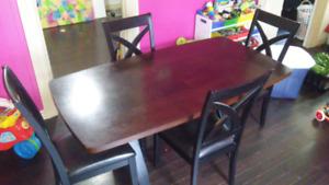 Beautiful Kitchen table