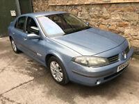 2005 (55) Renault Laguna 2.0 Dynamique - MOT - DRIVES NICE