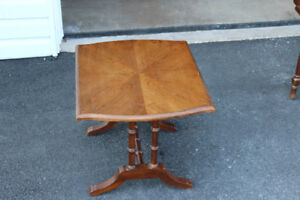 3 Small Tables for sale.