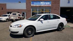 Chevrolet Impala Police 4dr Sdn Police Pkg 2012