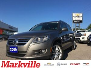 2009 Volkswagen Tiguan Highline- 4MOTION-NEW TIRES AND BRAKES