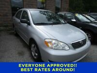 2008 Toyota Corolla CE Barrie Ontario Preview