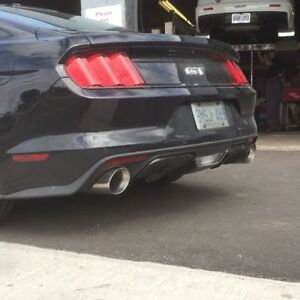 Mustang Performance Exhaust and Repairs