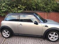 Mini Cooper Sparkling Silver only 47,000 miles