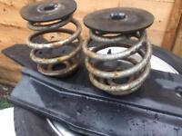 Vauxhall nova 40 mm lowering springs