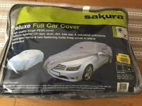 Brand New Deluxe Large Car Cover