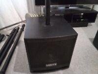 Vonyx Speakers Satelite system (Pair) 1000w DJ Disco equipment FLASH SALE!