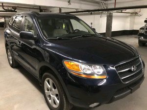 2009 Hyundai Santa Fe fully loaded