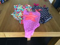 Next and M&S swimsuits