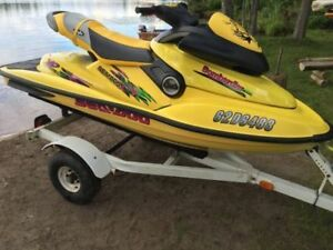 Amazing 1997 seadoo XP –Must ride!! super fast