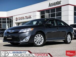 2014 Toyota Camry XLE only 27857 KMS!!