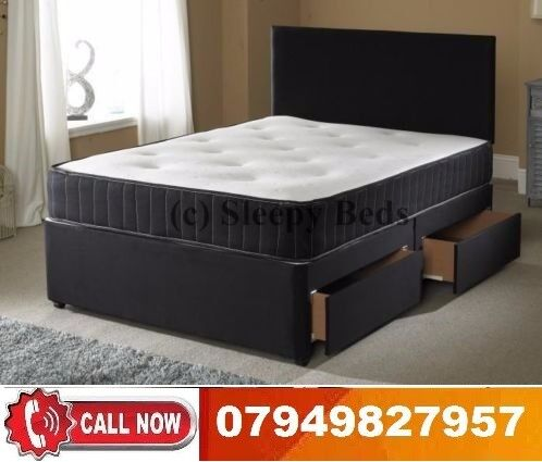 """ASpecial Offer KINGSIZE DOUBLE SINGLE SMALL DOUBLE Base Beddingin Colindale, LondonGumtree - Please click """"See all ads"""" at the top to see more Beds and other furniture in our store"""