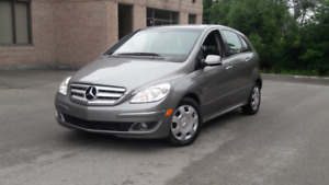 2007 MERCEDES-BENZ B200 120000KM