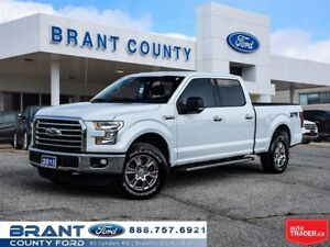 2015 Ford F-150 XLT - CLEAN CARPROOF! ONE OWNER! SOLD HERE!