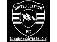 United Glasgow FC's women's team is recruiting GOALKEEPERS
