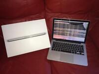 Apple MacBook Pro retina 2014 broken lcd