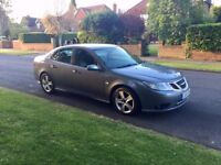 Rare Saab 9-3 1.9 TTiD Special Turbo Edition 4dr 180 Automatic Grey + More