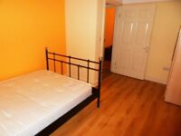 Nice double room available in Gants Hill FURNISHED