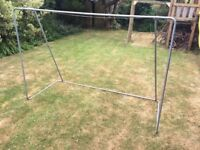TP METAL GOAL POSTS (7ft x 5ft)