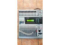 Yamaha 01V Digital Automated Mixing desk.