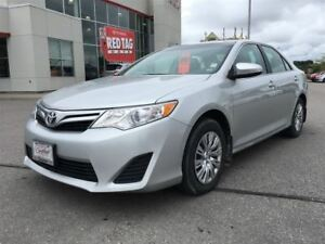 2013 Toyota Camry LE|1 Owner|New Tires|Back-up Camera