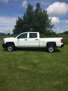 2015 CHEVROLET SILVERADO 2500 HD ONLY 19900$ !!