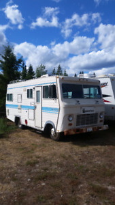 1977 Aquarius Mtr Home $600.00