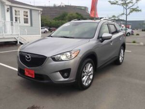 2015 Mazda CX-5 GT - Unlimited Mileage Warranty!!!