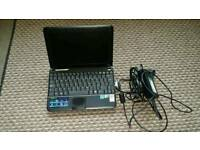 LAPTOP FOR SALE INTEL ATOM 1.6GHZ 1GB 160GB WINDOWS 7 WITH CHARGER.