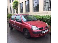 Renault Clio 1.5 DCI (£395)