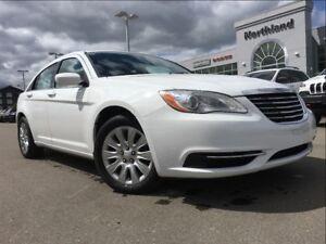 2013 Chrysler 200 LX 2.4L