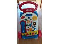 Vtech First Steps plus baby walker