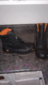 SIZE 11 TIMBERLAND PRO STEEL TOES