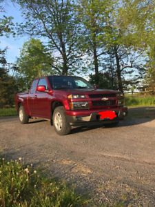 2011 Chevrolet Colorado LT ONLY 26,000 km!