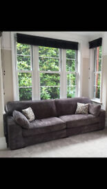 SCS Nearly new Mason 4 seat Sofa for Sale with armchair
