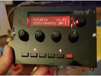 Mutable Instruments Shruthi with SMR4 mk2 filter