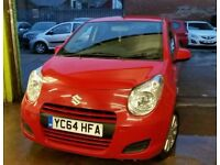 2014 (64) Suzuki Alto SZ 1.0 5dr 68bhp £0 Tax/Year, Genuine 15k Miles - HPI Clear.