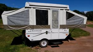 2013 8 foot camper for rent