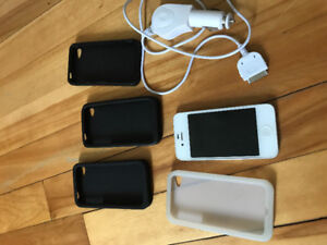iPhone 4s 16 gig white