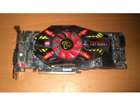 XFX RADEON HD 5850 GDDR5 1MB PC Graphics Card Video Card for gaming