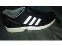 Mens Adidas fluxes size 7