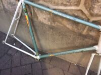 Old carrera road frame Reynolds 531