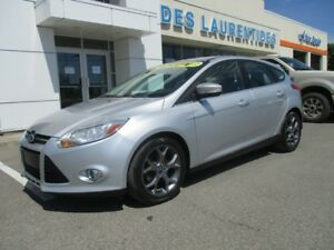 2012 Ford Focus SEL MAGS/1.9% CERTIFIÉ FORD