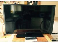 """LCD TOSHIBA TV 40"""" (as repair or spares)"""