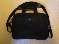 HP Black Laptop Case