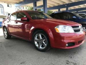 2012 Dodge Avenger SXT ONLY $66 BI-WEEKLY WOW!