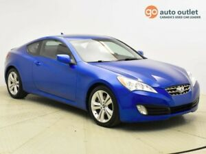 2011 Hyundai Genesis Coupe 2.0T 2dr Rear-wheel Drive