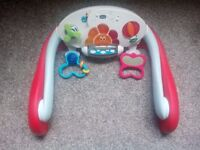 CHicco I Gym - great for tummy time! Excellent condition.