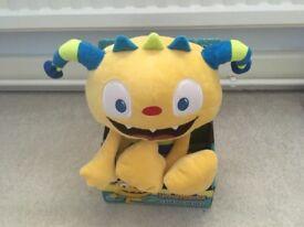 Henry hugglemonster interactive teddy new in box